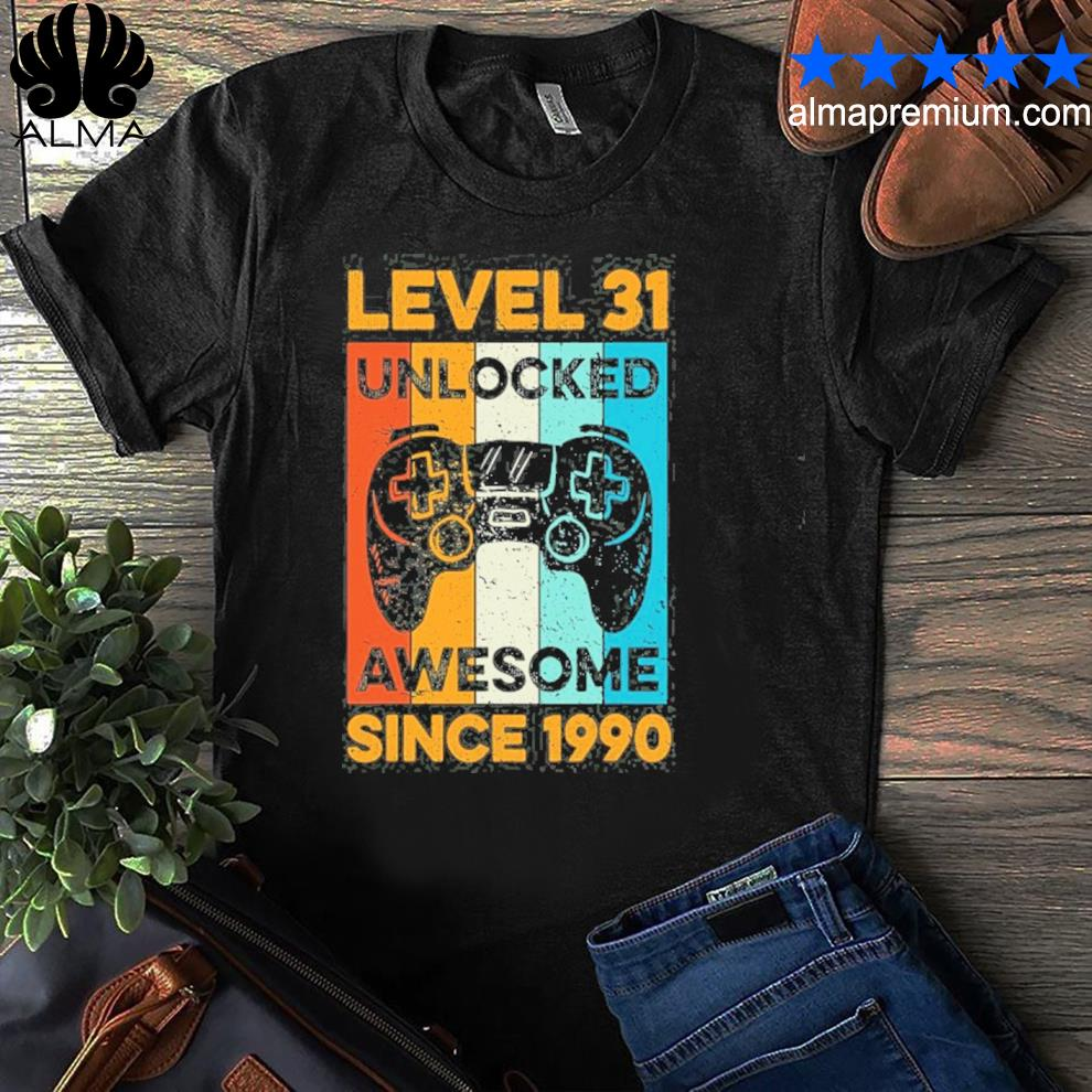 31st birthday gift gift for 31st Birthday for Men 31st birthday tshirt 31st birthday gifts for men Built to Last since 1990