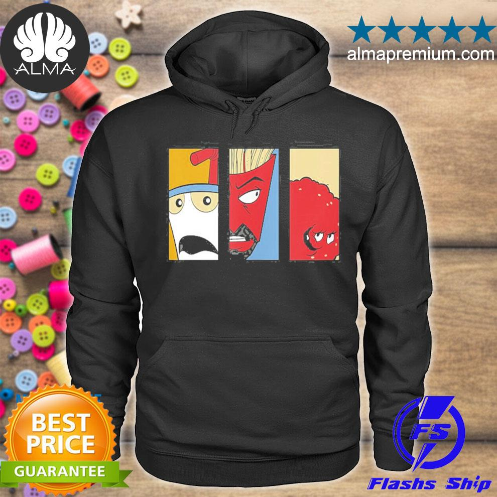 Aquan hunger force 3 rectangles aquan s hoodie