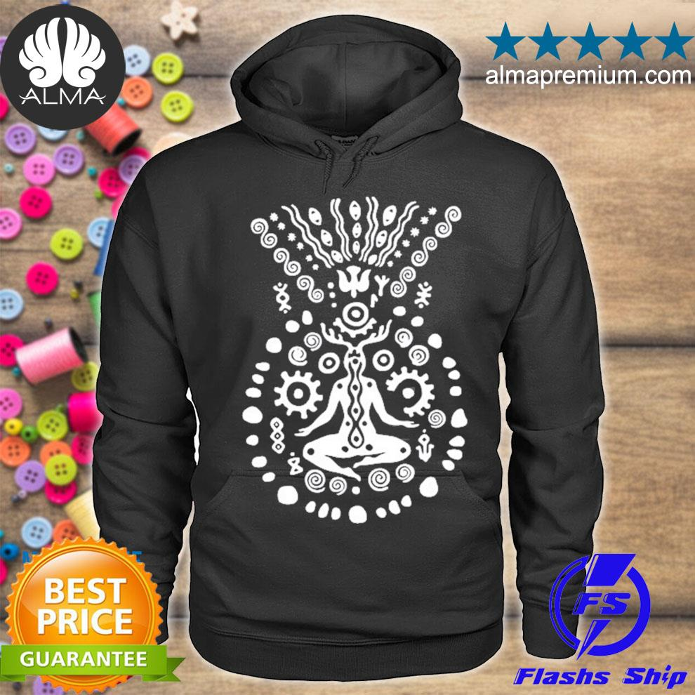 Awesome ayahuasca lover dmt designs shaman style s hoodie