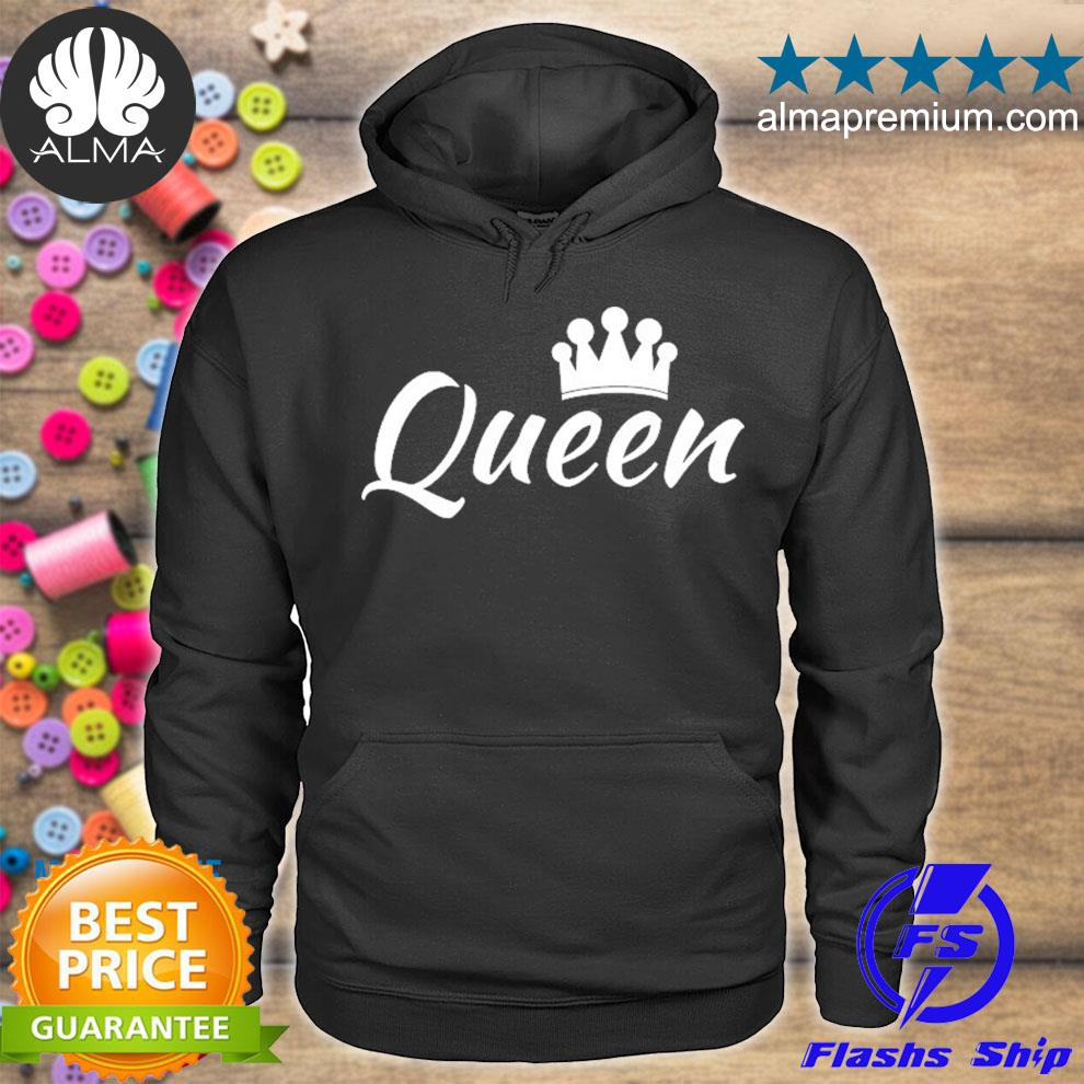 I am the queen s hoodie