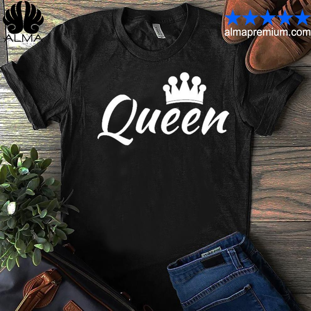 I am the queen shirt