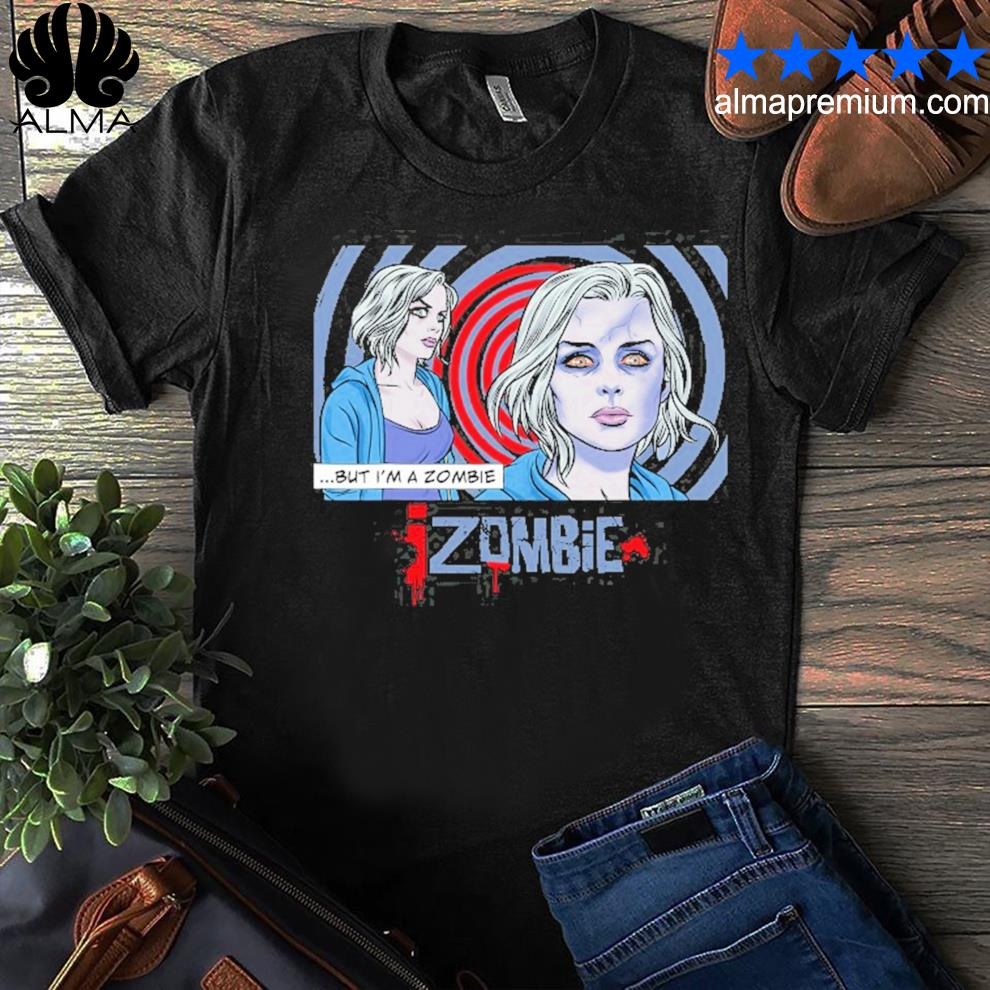 Izombie liv panel shirt