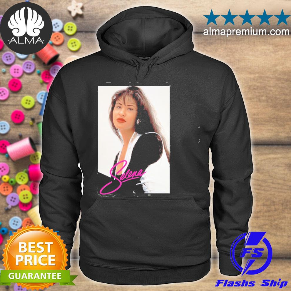 Vintage classic selena quintanilla love music 80s 70s fans s hoodie