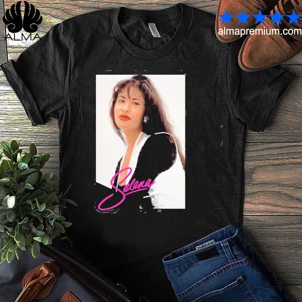 Vintage classic selena quintanilla love music 80s 70s fans shirt